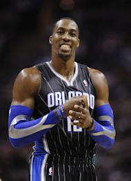 The Los Angeles Lakers have completed their blockbuster four-team trade to  acquire Dwight Howard from the Orlando Magic 0749ee6ac