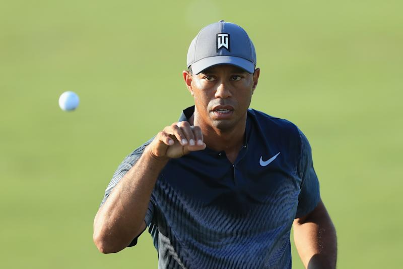 players championship 2018 tiger woods in danger of