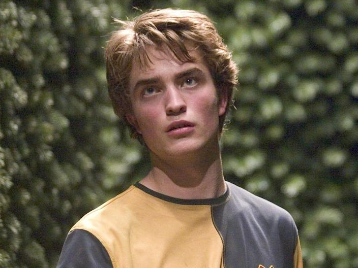 cedric diggory harry potter