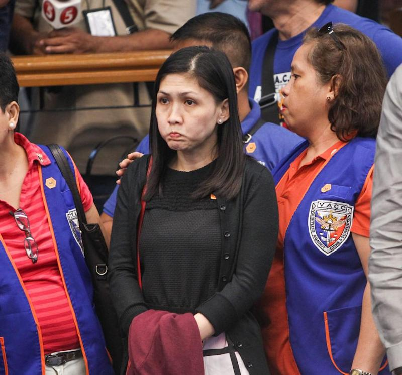 Senate Finance Committee Members Tell >> RCBC branch manager to tell all in executive session