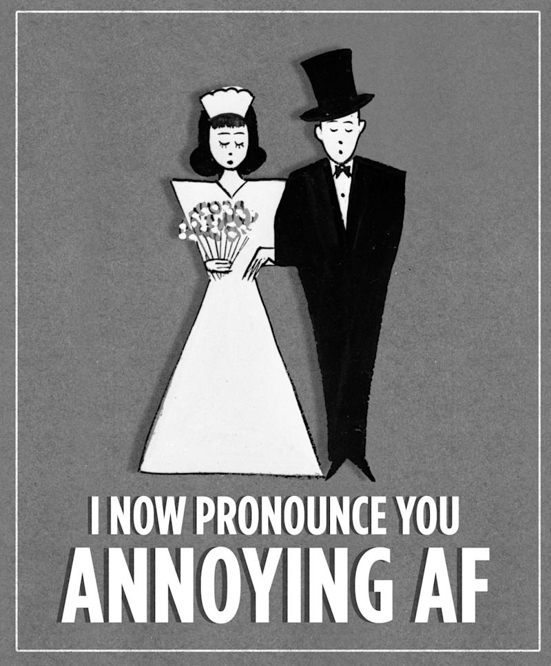 Image result for annoying grooms