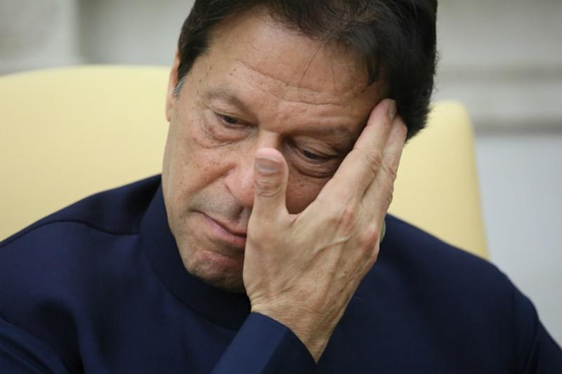 Pakistan Couldn't Afford Indefinite Lockdown; Have to Learn to Live with Coronavirus: Imran Khan