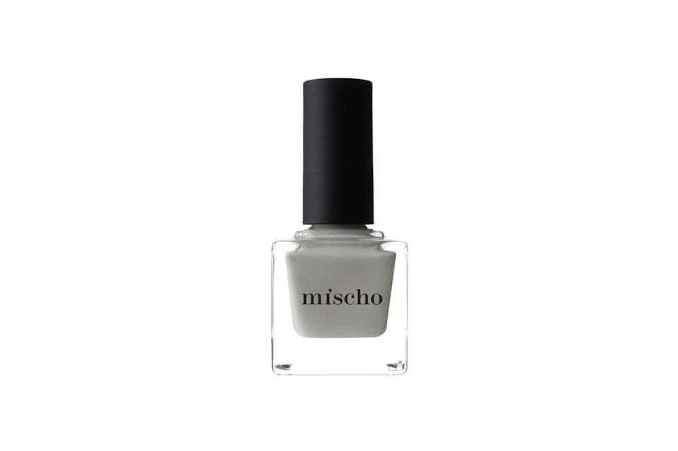 """<p>""""Our customers love the fact that we're 8 Free, which means we're free of the eight harmful ingredients commonly found in nail polish,"""" says founder and CEO of Mischo Beauty, Kitiya Mischo King. """"They also love that that we're constantly working to improve our formula in an effort to make it as healthy as possible."""" Visit <a rel=""""nofollow noopener"""" href=""""https://www.mischobeauty.com/"""" target=""""_blank"""" data-ylk=""""slk:Mischo Beauty"""" class=""""link rapid-noclick-resp"""">Mischo Beauty</a> for more info. </p>"""