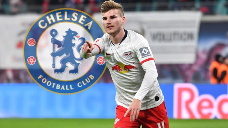 ONLY GERMANY Timo Werner Chelsea RB Leipzig