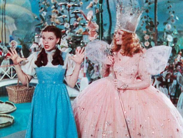 <p>As a contrast to the infamous WWW, Glinda the Good was the witch who helps Dorothy find her own powers in <em>The Wizard of Oz</em>. There really is no place like home, Dorothy!</p>