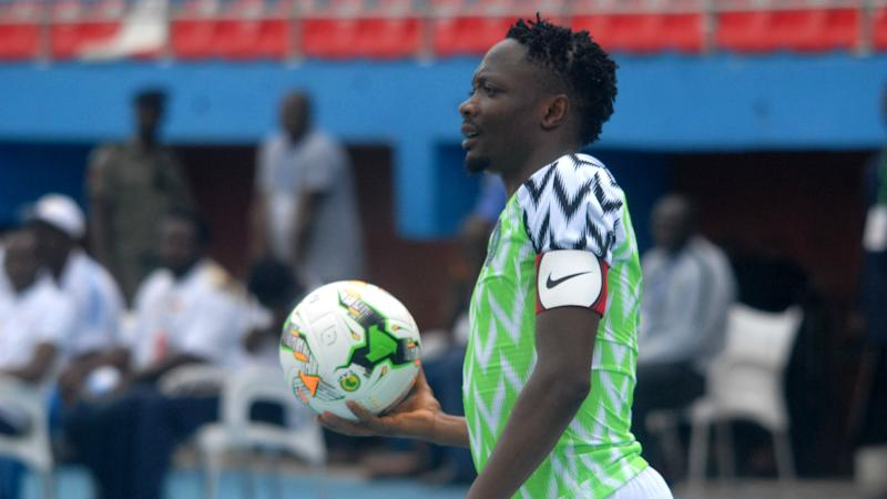 Odion Ighalo, Ahmed Musa, Wilfred Ndidi battle for Nigeria Pitch Award