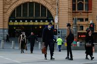 Melbourne has lifted a coronavirus lockdown after beating an outbreak of the highly contagious Delta variant