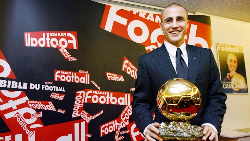 Fabio Cannavaro | FRANCK FIFE/Getty Images