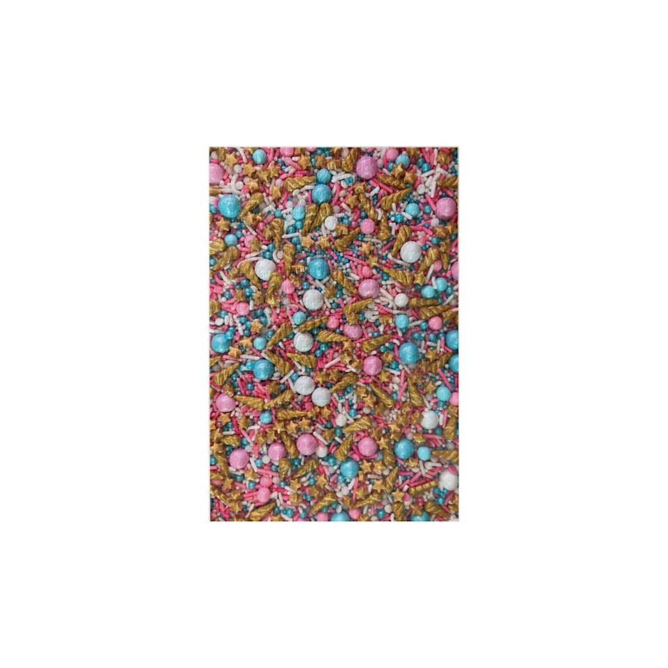 """<p><a class=""""body-btn-link"""" href=""""https://go.redirectingat.com?id=127X1599956&url=https%3A%2F%2Fwww.zazzle.co.uk%2Fsprinkles_gold_unicorn_stars_blue_pink_white_jigsaw_puzzle-116089288349627457&sref=https%3A%2F%2Fwww.cosmopolitan.com%2Fuk%2Fworklife%2Fg31892334%2Ffun-things-to-do-stuck-at-home%2F"""" target=""""_blank"""">BUY NOW</a> </p><p>If you haven't sat down with a jigsaw puzzle since you were a kid, now's the time to bring a little nostalgia into your life - but in a fun and fabulous way. We like the cool styles you can find at <a href=""""https://www.zazzle.co.uk/"""" target=""""_blank"""">Zazzle</a>, like this sprinkles and unicorns design.</p>"""