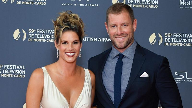 Missy Peregrym and Husband Tom Oakley Expecting First Child Together