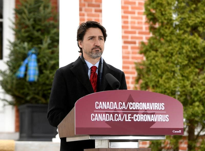 Prime Minister Trudeau taking cautious approach to economic recovery plans
