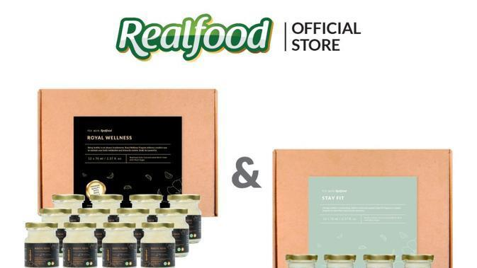 Realfood Immune Support.