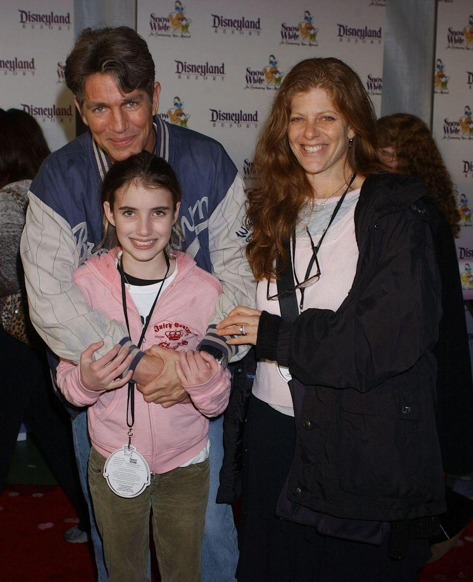 """<p><strong>Famous parent(s)</strong>: actor Eric Roberts (her aunt is Julia Roberts)<br><strong>What it's like</strong>: """"I think it's important to choose...to make decisions for yourself,"""" Emma has <a href=""""https://www.cbsnews.com/news/emma-roberts-doesnt-take-advice-from-famous-family/"""" rel=""""nofollow noopener"""" target=""""_blank"""" data-ylk=""""slk:said"""" class=""""link rapid-noclick-resp"""">said</a>. """"And that's part of growing up in any career you have. I think you need to know what you like and what you don't and how you want to build a career.""""</p>"""