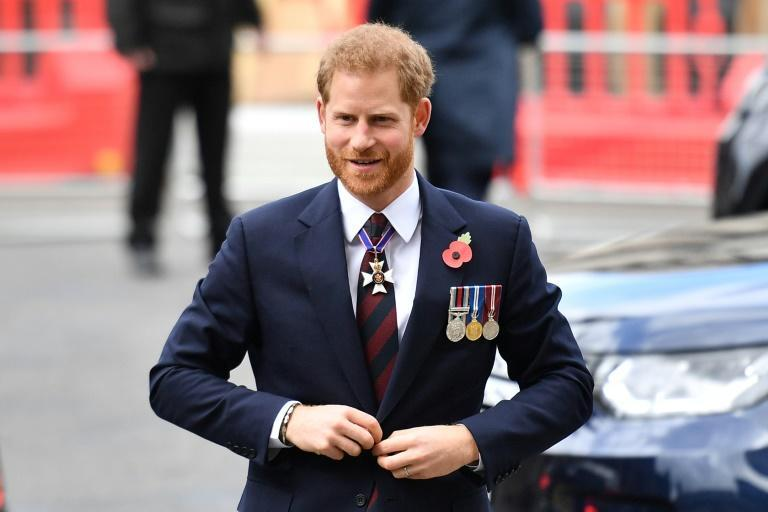 Harry left the UK last year amid acrimony and a reported rift with his brother Prince William, second in line to the throne