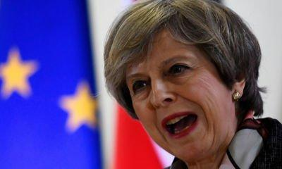 Theresa May 'fully committed' to National Insurance changes