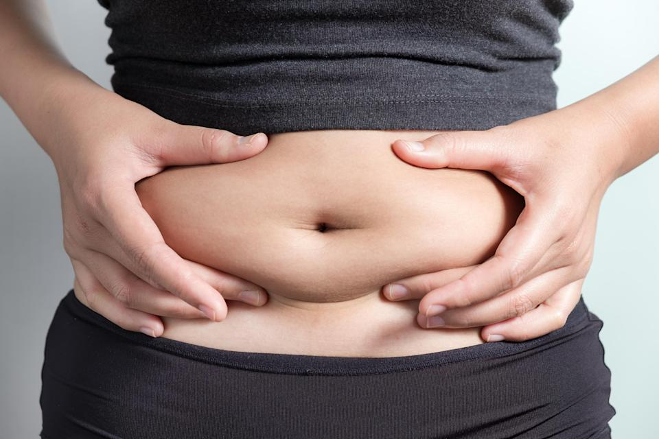 Up to 60% of pregnant women are affected by diastasis recti. Stock photo. [Photo: Getty]