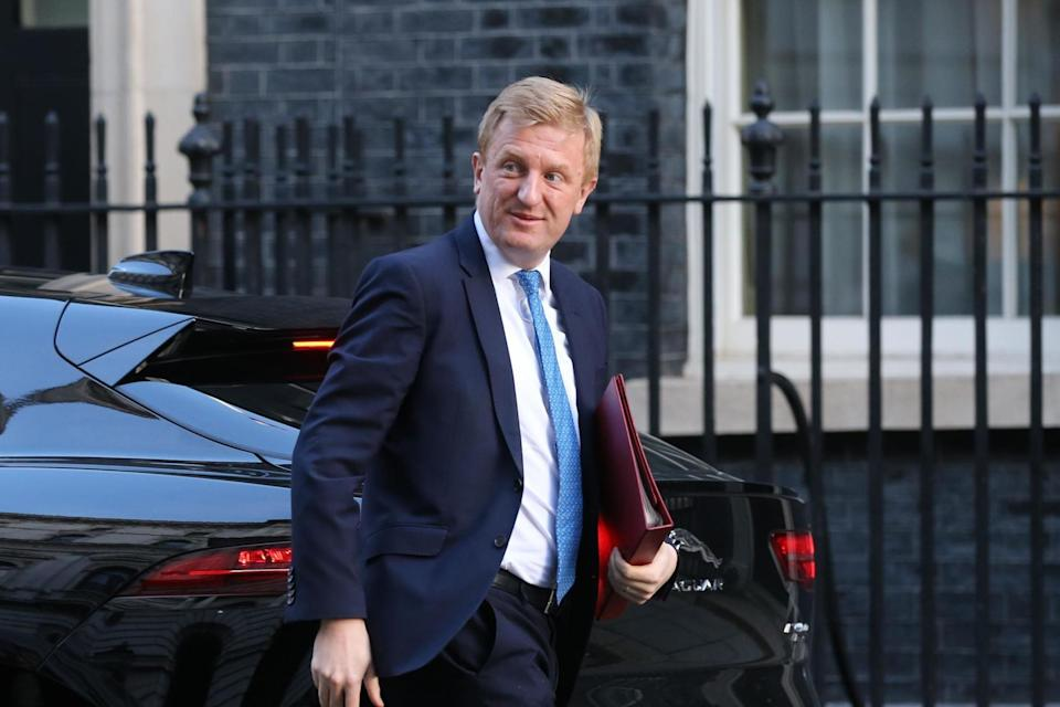 The Culture Secretary has put in place a £500 million fund to support the arts (AFP via Getty Images)