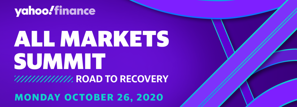 Yahoo Finance's annual All Markets Summit takes place on Monday.