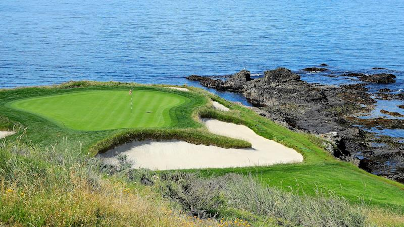 Ideal weather week on tap for U.S. Open at Pebble