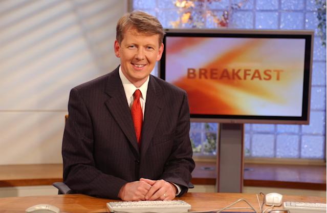 Bill Turnbull. (Photo by Jeff Overs/BBC News & Current Affairs via Getty Images)