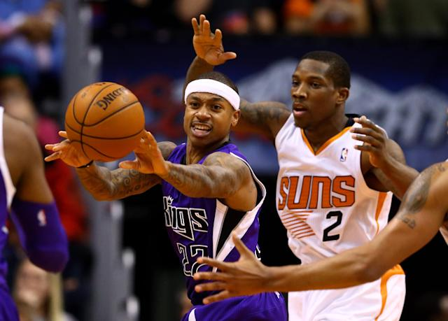 Isaiah Thomas joins the Phoenix Suns, adding to an already potent point-guard attack