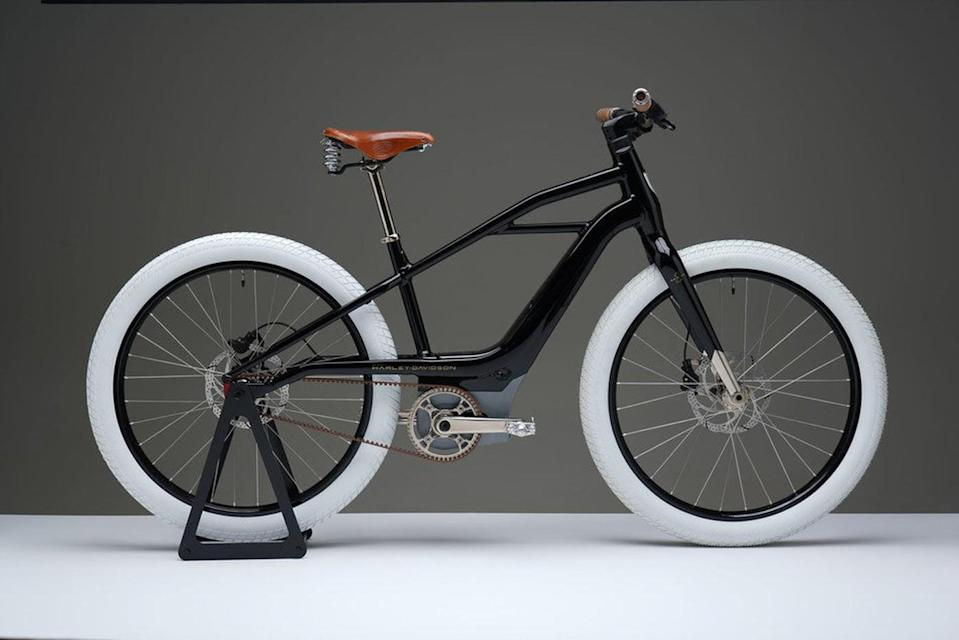 Harley-Davidson Spins Off New Electric Bicycle Business