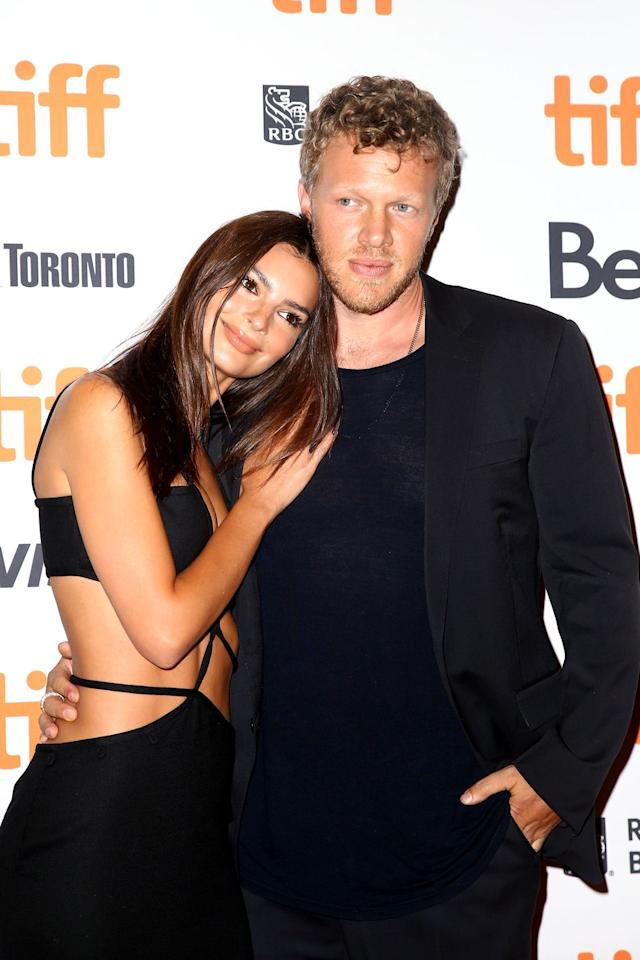 <p>A year-and-a-half  after their city hall wedding in New York, the model and her director beau attended the premiere of Uncut: xxx at the Toronto Film Festival 2019. </p>