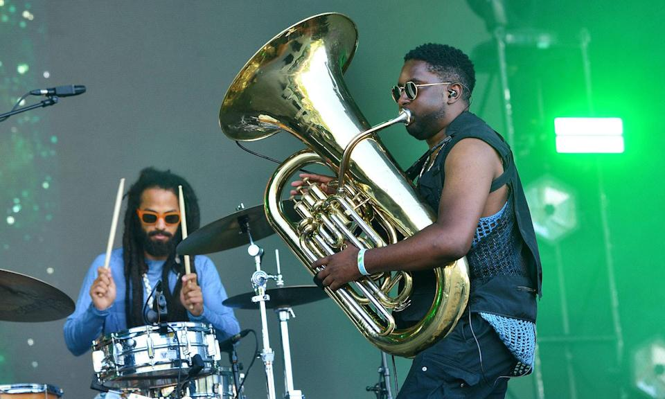 Sons Of Kemet - Photo: Jim Dyson/Getty Images