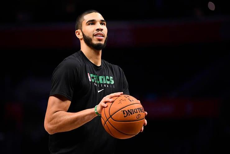 EMac gives his favorite NBA DFS picks for Yahoo + DraftKings + FanDuel daily fantasy basketball lineups including Jayson Tatum Wednesday 2/3