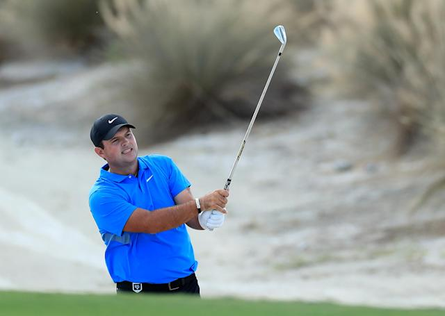 After a deliberate rules violation in The Bahamas, several International Team members hope fans stick it to Patrick Reed at the Presidents Cup this week. (David Cannon/Getty Images)