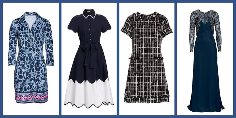 <p>Whether you want to flaunt what you've got, strategically slim, or highlight your finest assets, there's a dress that's perfect for every age, style, and body type. Below, we've rounded up a selection of our favorite looks that are sure to flatter for every occasion. </p>