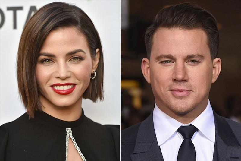 Jenna Dewan; Channing Tatum | Axelle/Bauer-Griffin/FilmMagic; Kevin Winter/Getty