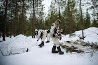 The ability to fight in subarctic environments is just one area where Sweden is expanding its military