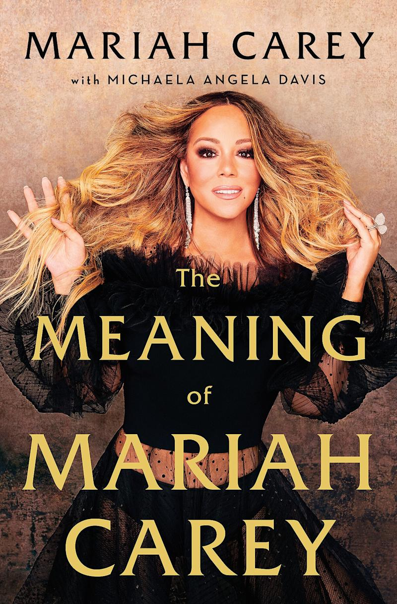 Mariah Carey Reveals Name of 'Humbling and Healing' New Memoir Set to Be Published in September