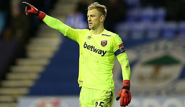 Premier League: Chelsea: Joe Hart als Courtois-Ersatz?