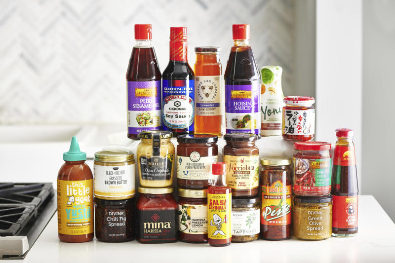 Homes Food Kitchen Smarts Condiments Guide
