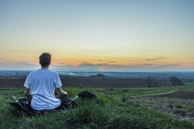 """Most of the times, we are so caught up in the rat race, that we do not bother to sit back and try to understand our selves. Meditation, thus, gives us those moments to recognise who we are and understand the emotions we go through, thereby helping us control them better. Mindfulness meditation is known to reduce levels of cortisol, the hormone released during stress. Regular meditation helps control emotions and enables the practitioner to better deal with stressful situations, and enables relaxation. And it does not require much time, effort or any investment: just 20 minutes of meditation every morning will calm you down so that you can face the new day with a positive frame of mind. <em><strong>Image credit:</strong></em> Image by <a href=""""https://pixabay.com/users/brenkee-2021352/?utm_source=link-attribution&utm_medium=referral&utm_campaign=image&utm_content=1287207"""" rel=""""nofollow noopener"""" target=""""_blank"""" data-ylk=""""slk:Benjamin Balazs"""" class=""""link rapid-noclick-resp"""">Benjamin Balazs</a> from <a href=""""https://pixabay.com/?utm_source=link-attribution&utm_medium=referral&utm_campaign=image&utm_content=1287207"""" rel=""""nofollow noopener"""" target=""""_blank"""" data-ylk=""""slk:Pixabay"""" class=""""link rapid-noclick-resp"""">Pixabay</a>"""