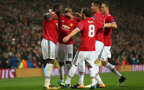 Manchester united - Credit: getty images