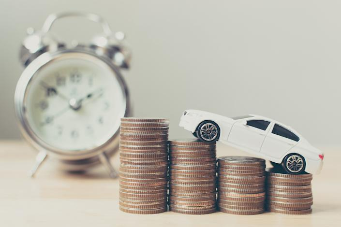 """If you're driving an older model car, consider <a href=""""https://www.iii.org/article/what-covered-basic-auto-insurance-policy"""" target=""""_blank"""" data-rapid-parsed=""""slk"""">dropping comprehensive and collision coverage</a>, <a href=""""https://www.insurance.com/auto-insurance/coverage/comprehensive-and-collision-auto-insurance.html"""" target=""""_blank"""" data-rapid-parsed=""""slk""""></a>the Insurance Information Institute suggests.That particular insurance element pays for damage to your vehicle, but only up to the car's actual value. So if your clunker is worth a mere $2,500, that's all you'll get.<br /><br />Eliminating the comprehensive and collision coverage could save you between $375 and $1,500 a year ― which could help you begin building that decent-car fund you really need."""