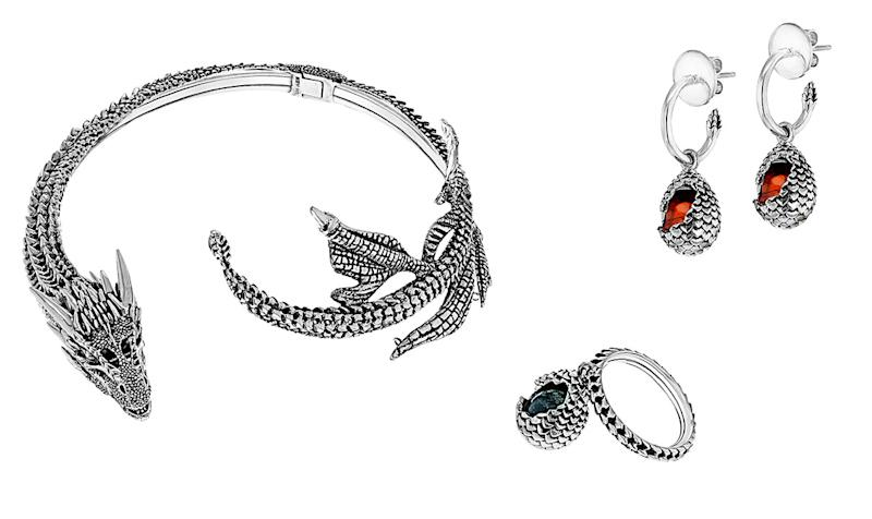A selection of inspired jewelry from Mey London. (Photos: Courtesy of Mey London)
