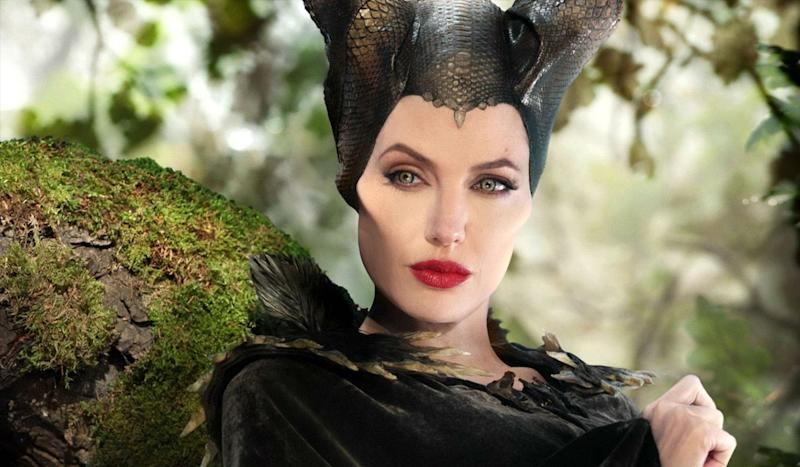 Angelina Jolie Returns For Maleficent 2