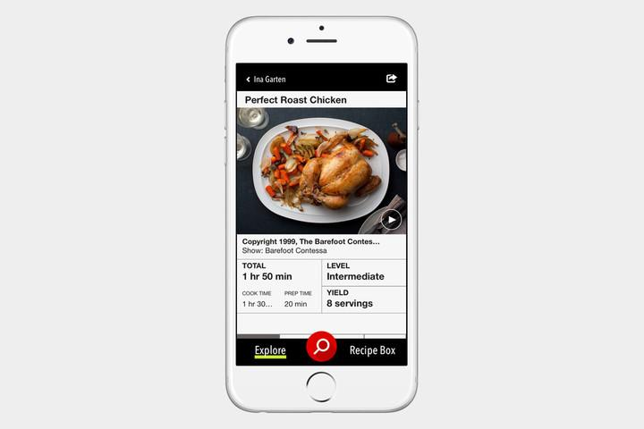 Give rachael ray a run for her money with these 12 cooking apps food network in the kitchen gall forumfinder Images