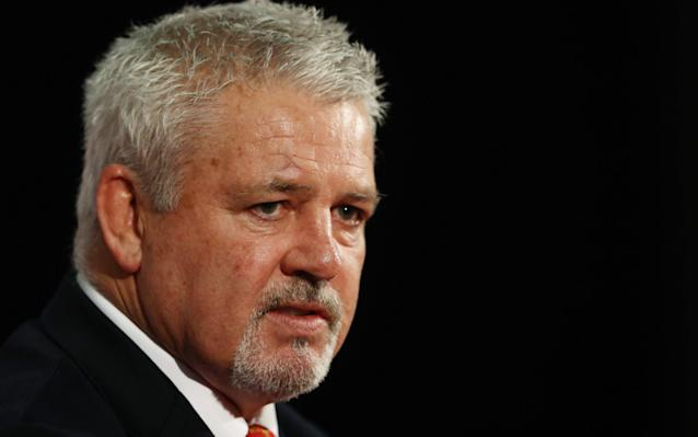 <span>Warren Gatland will be watching the final weekend with interest</span> <span>Credit: Getty Images </span>