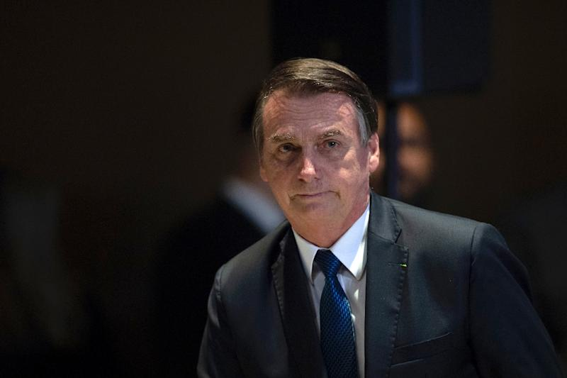 VICTORY: Bolsonaro Cancels US Trip After Protests