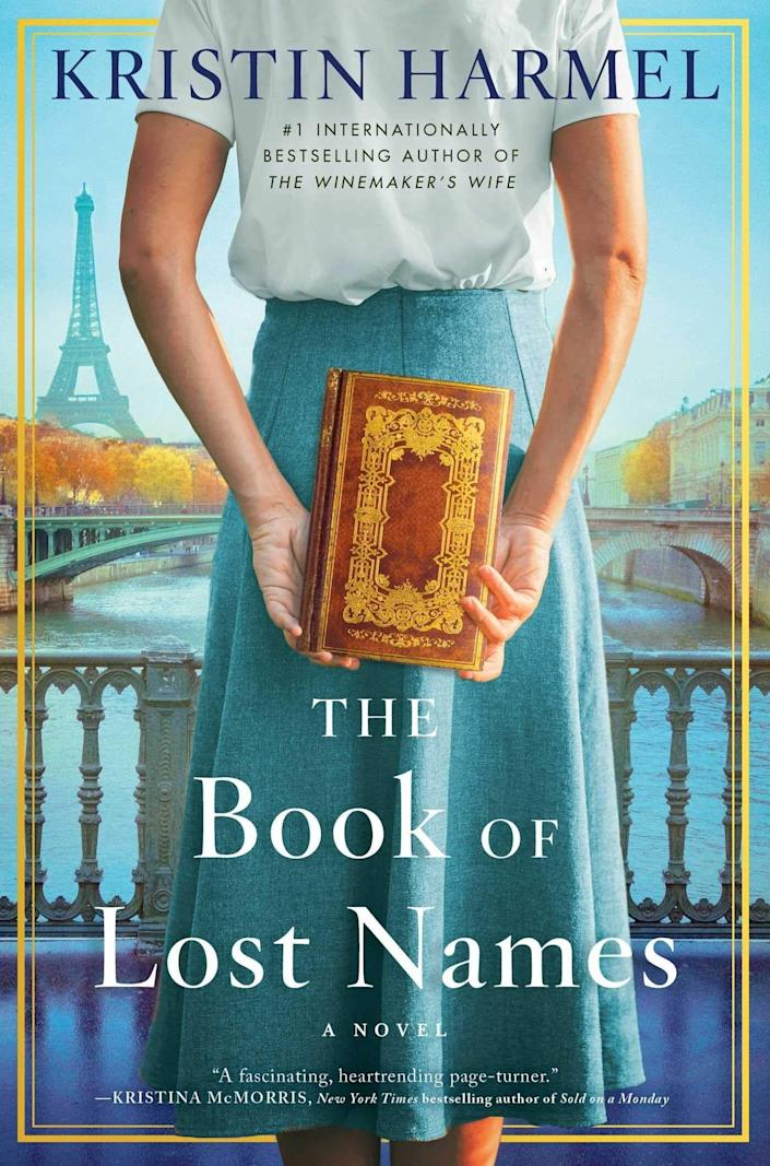"Fans of &ldquo;The Winemaker&rsquo;s Wife&rdquo; may enjoy Kristin Harmel&rsquo;s latest tale of historical fiction, &ldquo;The Book of Lost Names.&rdquo; When Eva Traube Abrams is a graduate student in Paris in 1942, her Polish Jewish father is arrested and she&rsquo;s forced to flee to a small mountain town in the Free Zone. There, Eva forges identity documents for Jewish children trying to escape to neutral Switzerland. Eva decides to preserve the real names and identities of the children she helps in the &ldquo;Book of Lost Names.&rdquo; Inspired by a true story, Harmel&rsquo;s novel opens 65 years later as Eva confronts her memories of the war. Read more about it on <a href=""https://www.goodreads.com/book/show/52762903-the-book-of-lost-names?ac=1&amp;from_search=true&amp;qid=PCZy9Zt97B&amp;rank=1"" rel=""nofollow noopener"" target=""_blank"" data-ylk=""slk:Goodreads"" class=""link rapid-noclick-resp"">Goodreads</a>, and grab a copy on <a href=""https://amzn.to/2AkxSUr"" rel=""nofollow noopener"" target=""_blank"" data-ylk=""slk:Amazon"" class=""link rapid-noclick-resp"">Amazon</a>. <br><br><i>Expected release date: July 21</i>"