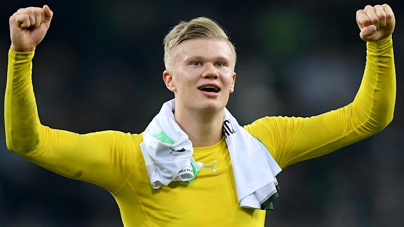 Haaland and Can have helped transform Borussia Dortmund since last Bayern Munich defeat, says manager Favre