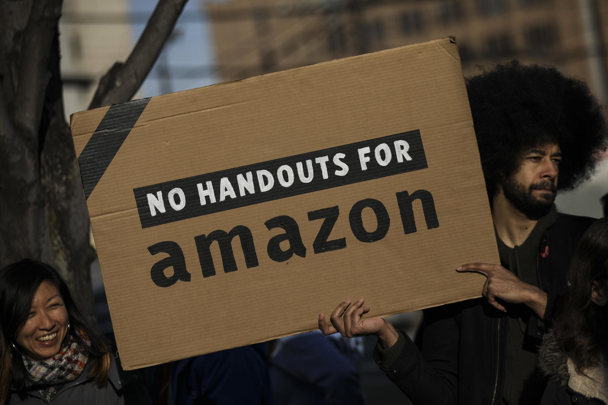 NYC 'the bigger loser' in Amazon's HQ2 decision