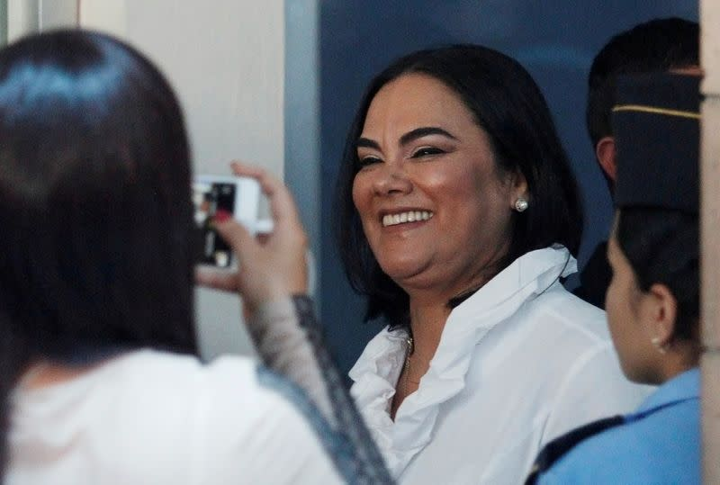 Honduran Supreme Court orders new trial for former first lady