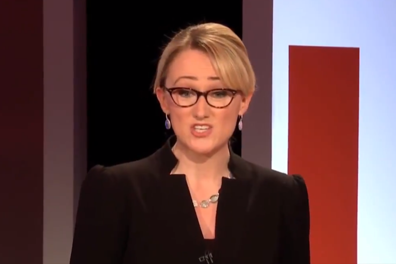Rebecca Long-Bailey said there was 'not one' policy she would drop from Labour's election manifesto: Channel 4