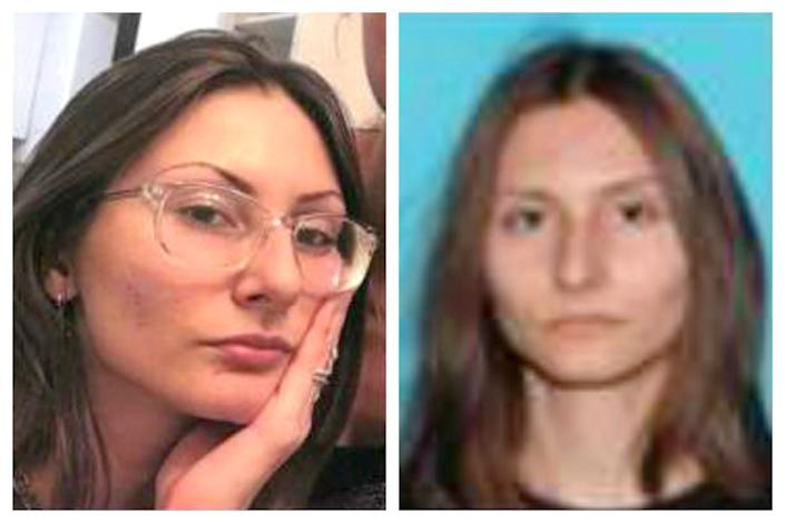 These undated photos released by the Jefferson County sheriff's office in Colorado show Sol Pais. (Jefferson County Sheriff's Office via AP)
